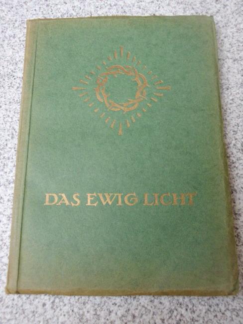 Das ewig Licht : Züge aus d. Bilde Jesu nach d. Johannesevangelium. Elisabeth Spengler [verehel. Brandt], Zum Schriftverständnis ; H. 1