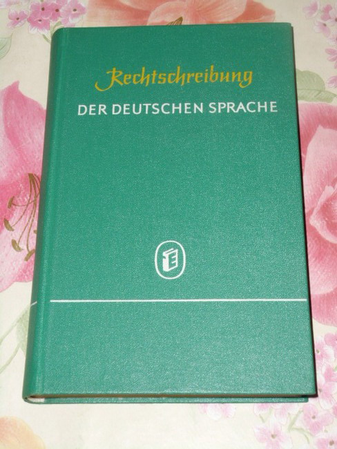 Jahn, Alfred: Rechtschreibung der deutschen Sprache : Mit kleinem Abc d. Rechtschreiblehre, Zeichensetzg u. Grammatik. [Bearb.: u. a.] 76.-175. Tsd.