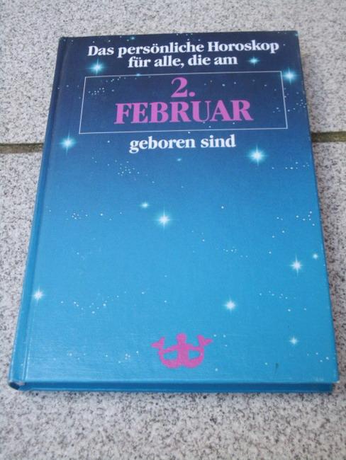 Das persönliche Horoskop für alle, die am 2. Februar geboren sind. Wassermann.