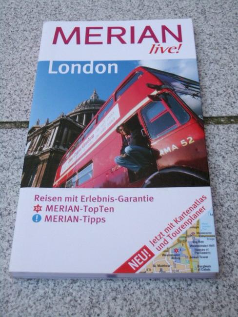London : [Reisen mit Erlebnis-Garantie ; Merian-Top-Ten, Merian-Tipps ; jetzt mit Kartenatlas und Tourenplaner]. Merian live! [Neuausg.], 3. Aufl.