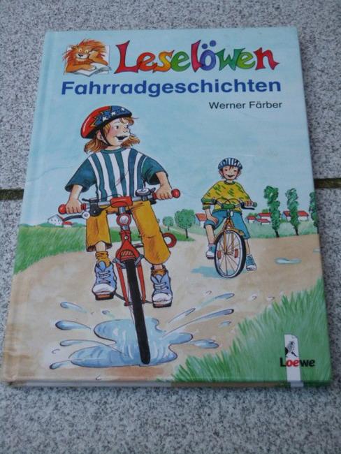 Leselöwen-Fahrradgeschichten. Zeichn. von Julia Drinnenberg, Leselöwen 3. Aufl.