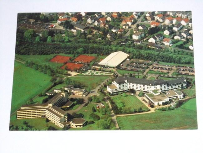 AK Bad Driburg / Westf., Klinik der Bundesknappschaft und Caspar-Heinrich-Klinik