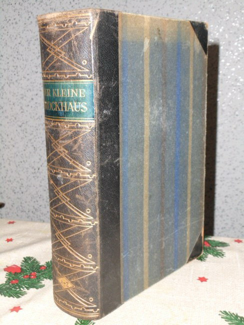 Der kleine Brockhaus : Handbuch d. Wissens in 1 Bd. 2. [Druck]