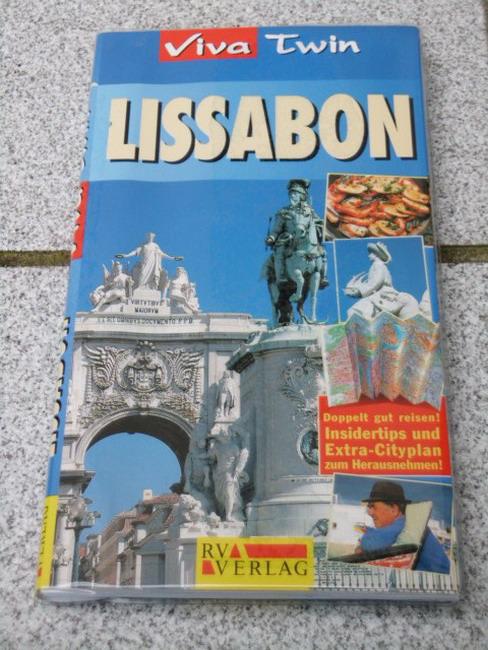 Lissabon. [Autor. Übers. Karsten Mayer], Viva twin