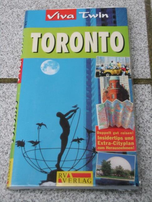 Wood, Marilyn: Toronto : doppelt gut reisen! ; [Insidertips und Extra-Cityplan zum Herausnehmen]. [Autorin. Übers. Dagmar Ahrens-Thiele], Viva twin