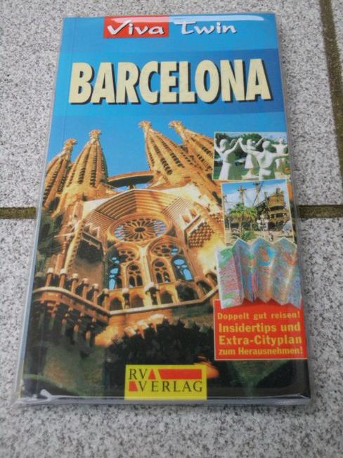 Barcelona : [Insidertips und Extra-Cityplan zum Herausnehmen]. [Autor:], Viva twin 2. Auflage