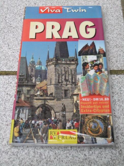 Prag : [Insidertips und Extra-Cityplan]. [Autor:. Übers.: Jutta Winkler], Viva twin