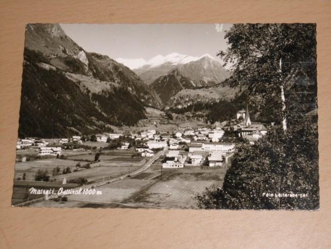 AK Matrei, Osttirol 1000 m
