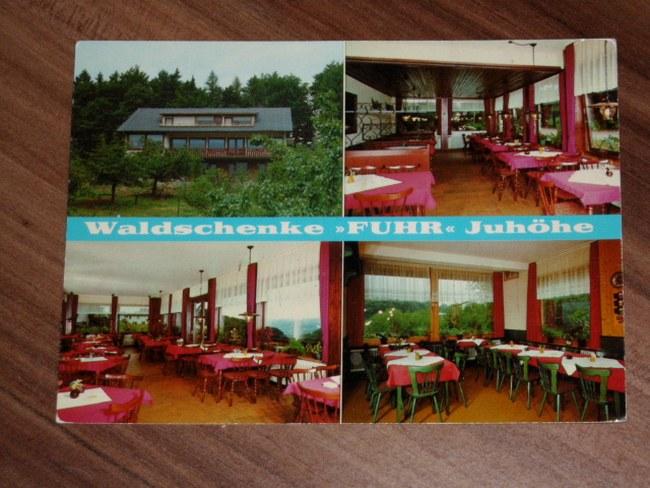 AK Juhöhe, Waldschänke Fuhr