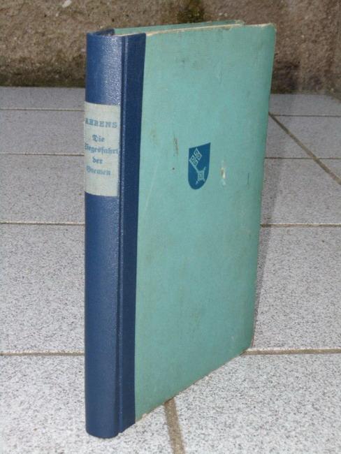 """Die Siegesfahrt der """"Bremen"""". Aufgez. v. Christian Hilker 76. bis 100. Tsd."""