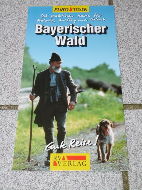 Creutz, Rudolf: Bayerischer Wald. Texte: 3. [Aufl., Ausg.] 1995/96