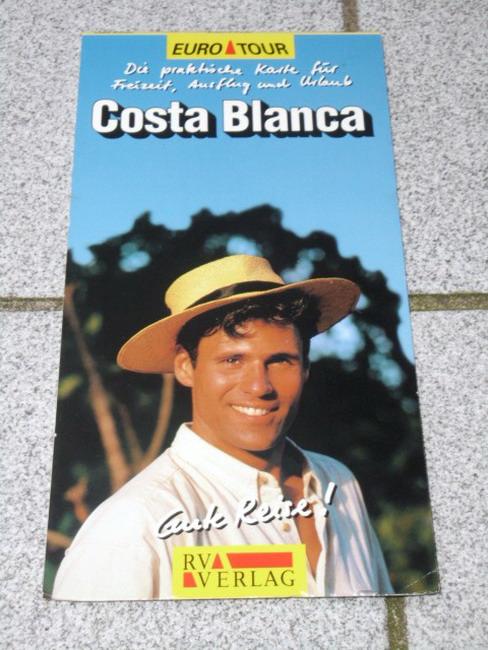 Costa Blanca. red. textos: Dolores Gassós 5. Aufl., [Ausg.] 1994/95