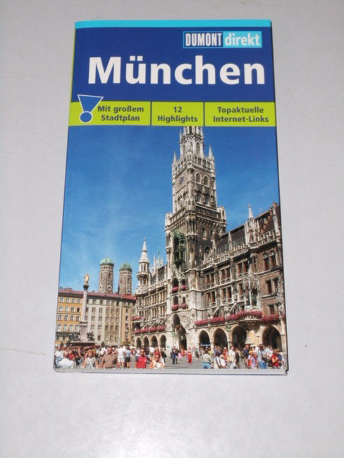 Jendricke, Bernhard und Gabriele Gockel: München : [12 Highlights ; topaktuelle Internet-Links]. und Gabriele Gockel
