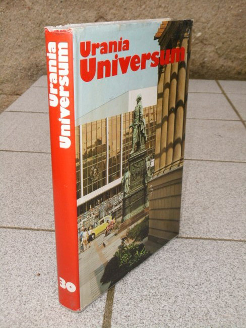 Urania-Universum Band 30 Wissenschaft, Technik, Natur, Kultur, Sport, Unterhaltg