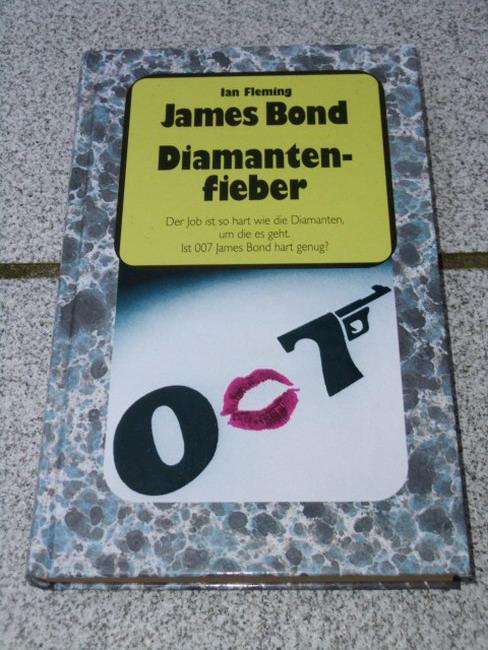 007 James Bond - Diamantenfieber