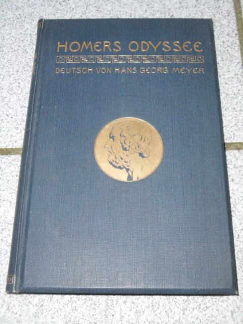 Homers Odyssee dt. von Hans Georg Meyer