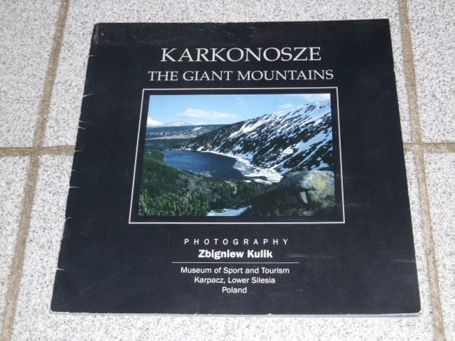 Karkonosze : the Giant Mountains / Riesengebirge : photography Zbigniew Kulik