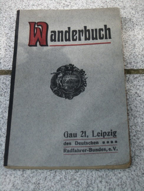 Grundmann, Max: Wanderbuch des Gaues 21,