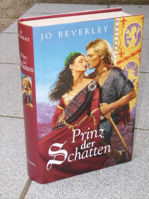 Beverley, Jo: Prinz der Schatten : Roman. Aus dem Amerikan. von Leokadia Winter