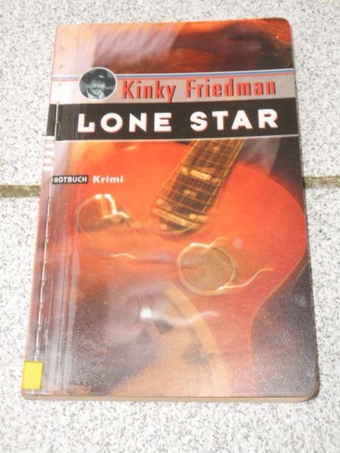 Lone star : Roman. Aus dem Amerikan. von Hans-Michael Bock, Rotbuch-Taschenbuch ; 1178 : Rotbuch-Krimi