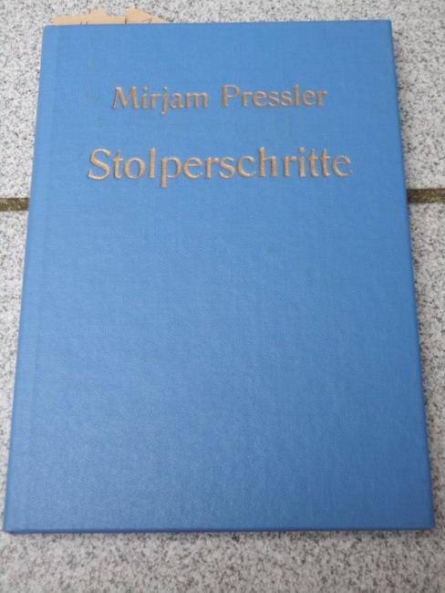 Stolperschritte. 1. Aufl.