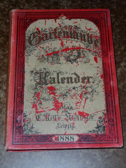 Gartenlaube-Kalender für das Jahr 1888