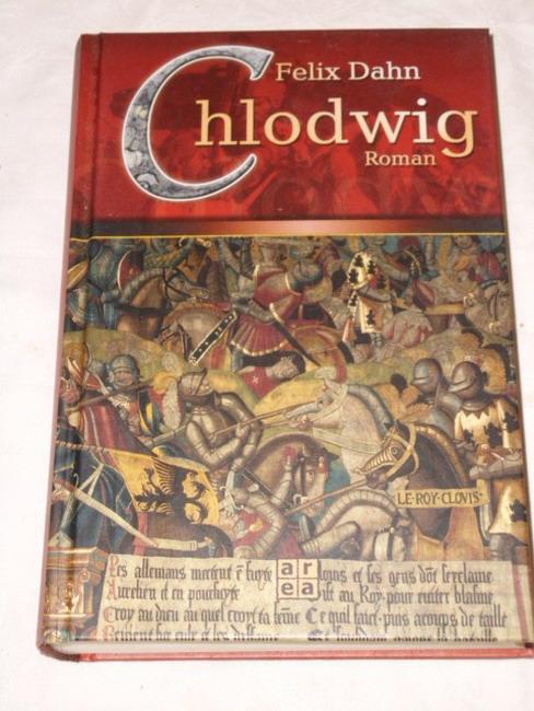 Chlodwig - Historischer Roman aus der Völkerwanderungszeit