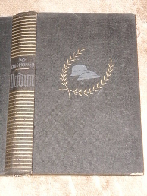 Verdun : das große Gericht. P. C. Ettighoffer 291.-30. Tsd.