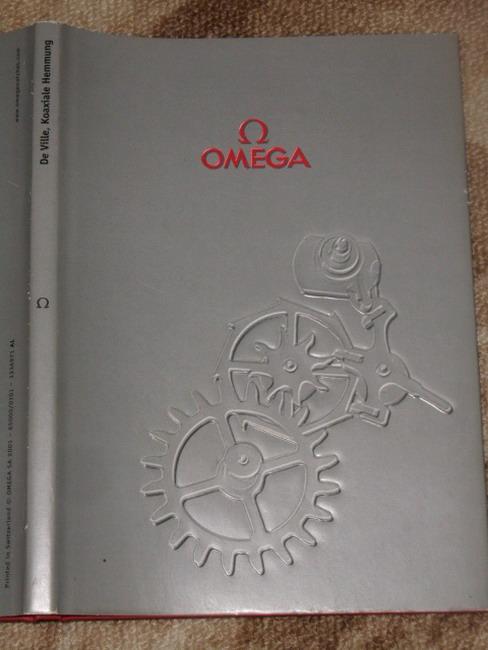 Omega - Deville - Die OMEGA Co-Axial Hemmung