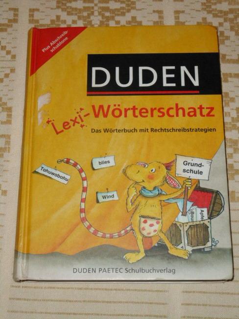Günther, Hartmut (Hrsg.) und Jutta Fiedler: Lexi-Wörterschatz. hrsg. von Hartmut Günther. Erarb. von Jutta Fiedler ... 1. Aufl., 1. Dr.