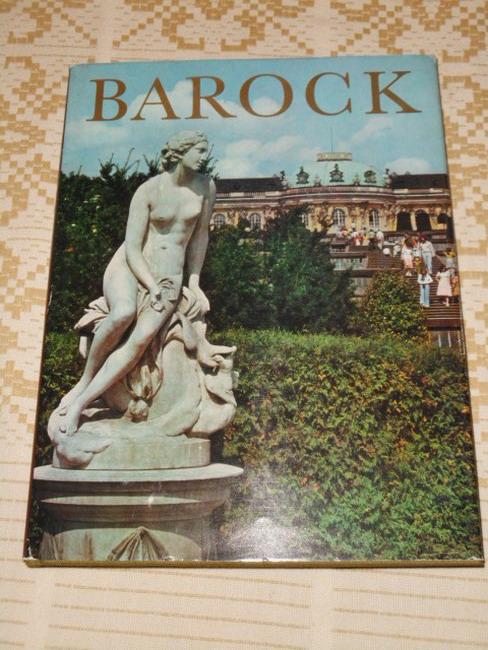 Barock. fotografiert von Günther u. Klaus Beyer. Mit e. Einf. von Georg Mielke / Deutsche Baukunst 3. Aufl.