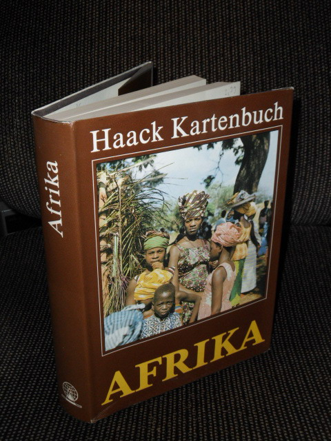 Fischer, Dietrich [Mitverf.]: Haack-Kartenbuch. - Afrika. [Autoren: Dietrich Fischer ...] 1. Aufl.