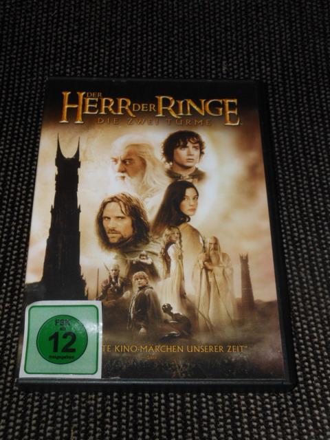 Der Herr der Ringe - Die zwei Türme, [DVD] Auflage: Standard Version