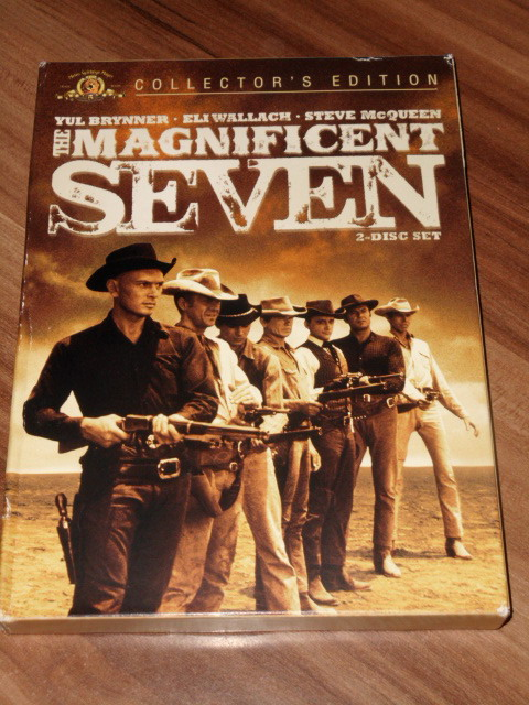 The Magnificent Seven (Two-Disc Collector's Edition, DVD) Collector's Edition