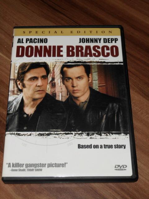 Pacino, Al and Johnny Depp: Donnie Brasco (Special Edition) (1997) Auflage: Special Edition