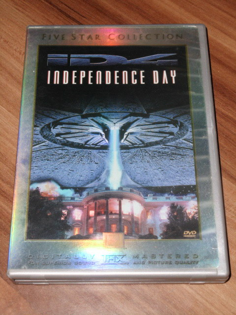 Independence Day (Five Star Collection), [US-DVD]