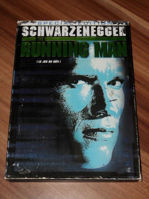 Schwarzenegger, Arnold: The Running Man [Canada-Import, 2 DVDs] Special Edition