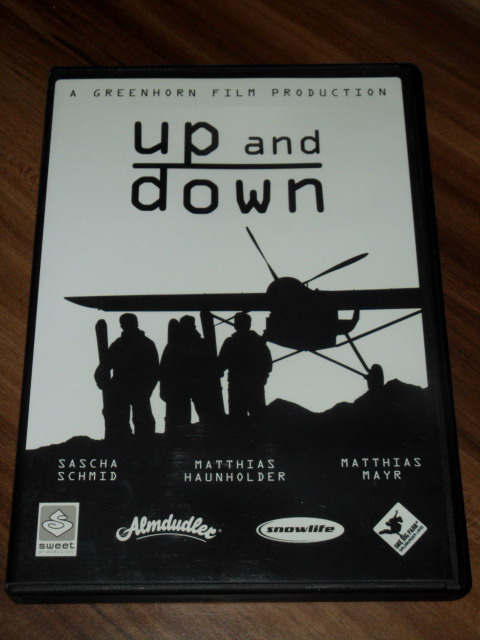 up and down - A Greenhorn Film Production, [DVD]