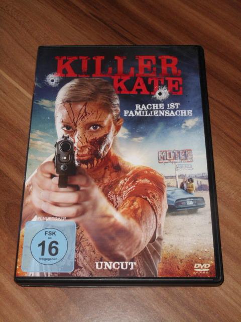 Killer Kate - Rache ist Familiensache, [DVD]