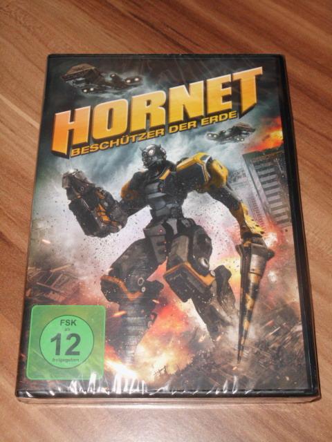 Hornet - Beschützer der Erde, [DVD]