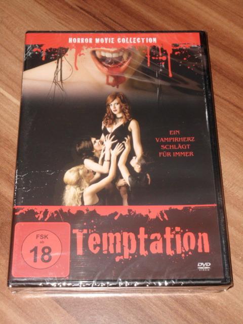 Temptation - Ein Vampirherz schlägt für immer, [DVD]