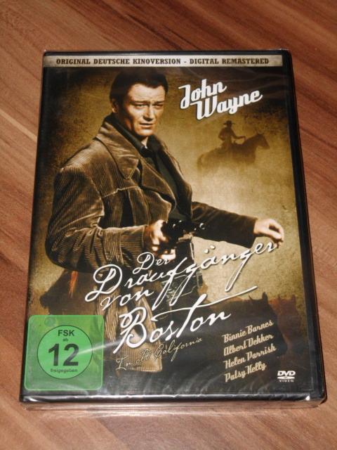 Der Draufgänger von Boston, [DVD]