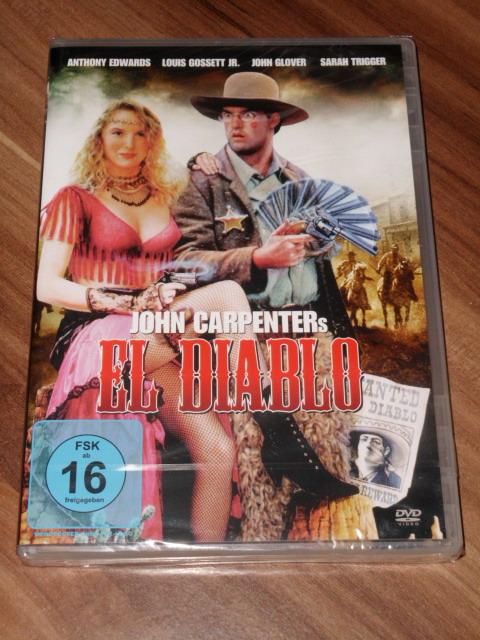 El Diablo, [DVD]