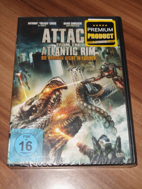 Attack from the Atlantic Rim, [DVD]