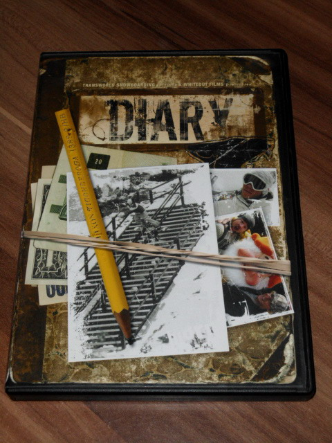 Wildcats Diary DVD TWSNOW 2003 Transworld Snowboarding
