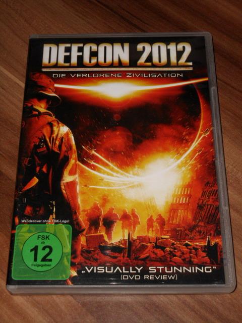 Defcon 2012 - Die verlorene Zivilisation, [DVD]