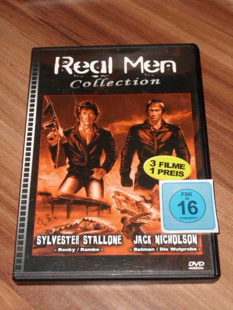 Real Men Collection, [DVD]
