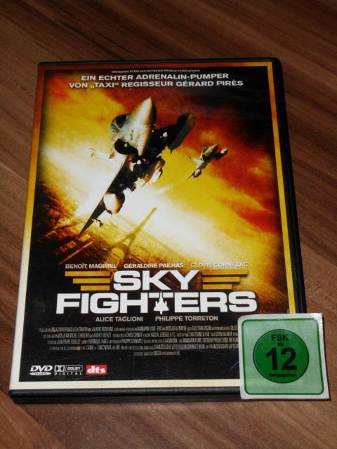 Sky Fighters (Einzel-DVD)