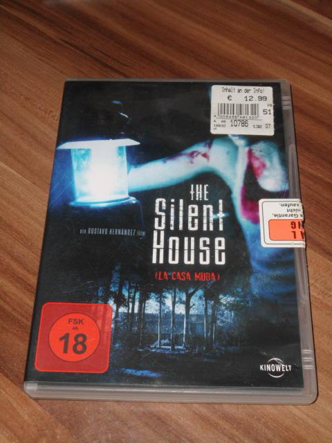 The Silent House, [DVD]