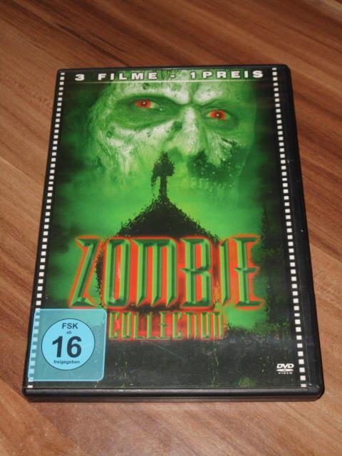 Zombie Collection - 3 Filme, [DVD]: Herr der Zombies / White Zombie / Die Nacht der lebenden Toten